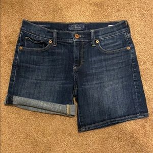 Lucky Women's Denim Shorts Size 25